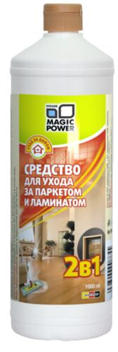 Фотография Средство для ухода за паркетом и ламинатом Magic Power MP-705
